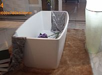 Freestanding Corian Bath Tub